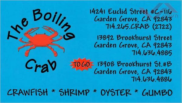 The Boilling Crab Business Vi T Trungt M Net